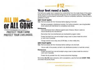 Your Feet Need A Bath. Rub-a-dub-dub, seriously.